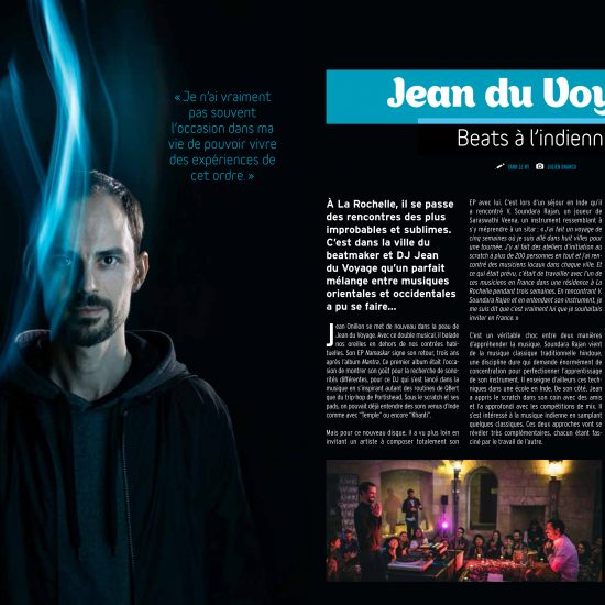 Press - Longueur d'Ondes - Oct. 2019